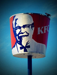 KFC Bucket