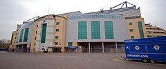 Deserted Stamford Bridge by