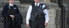 Unscary armed police via jo'nas' Flickrstream under a CC licence