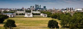 Greenwich Park, pre 2012
