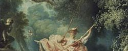 Give Jean-Honore Fragonard &quot;The Swing&quot;