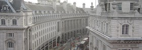 Regent Street: it&#039;s amazing what you can see when you look up