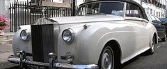 Silver Cloud Rolls Royce by -Lus-