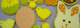 Easter cookies from Cakes 4 Fun