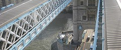A view of Tower Bridge that not many people get, by M@