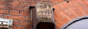 Rely-a-bell burglar alarm by John O'Shea from the Londonist Flickr pool