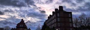 Cloudy Kennington