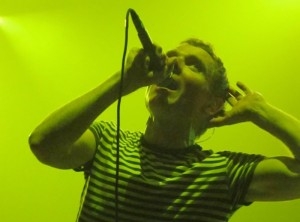 Stuart Murdoch of Belle and Sebastian