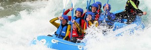 Lee Valley White Water Rafting