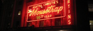 The Mousetrap. Photo by AndyRob