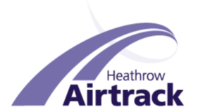 Airtrack's spiffy logo shows the consultation process spiraling out of control.