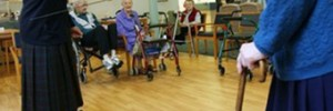 AUSTRALIA-SENIORS-OFFBEAT-FENCING