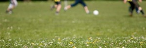 Plenty of footie in the park this weekend as the UEFA Champions Football Festival begins.