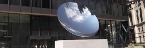 Sky Mirror by Anish Kapoor.