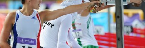SINGAPORE-2010 YOUTH OLYMPIC GAMES- GYMNASTICS-MODERN PENTATHLON
