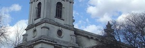 St Alfege - it's a Hawksmoor, you know.