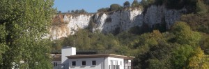 The White Cliffs of London in Riddlesdown.