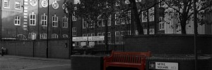Mitre Square - The body of Catherine Eddowes was found here on the night of the 'double murder' by Jack the Ripper in 1888