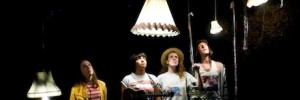 Lulu and the Lampshades, playing on Sunday