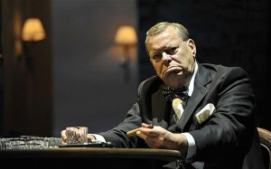 Warren Clarke as Winston Churchill