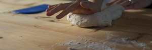 Kneading for knowledge to Bake with Maria at her new The Baking Lab