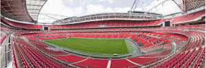 Wembley Stadium by Arturo Ayala