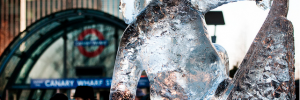 London Ice Sculpting Festival 2012 by niknkimnollie