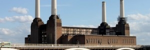 Battersea Power Station, September 2011. Photo / curry15