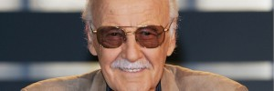 Stan Lee: at ExCel next weekend.