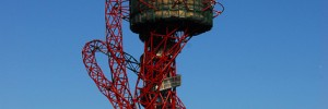 ArcelorMittal Orbit in the Olympic Park, by richwat2011