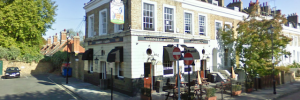 The Trinity Arms, from Street View.