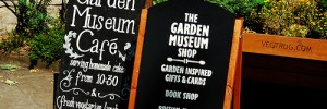 Garden Museum Cafe by Christina Owen on flickr