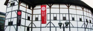 Shakespeare's Globe by tezzer57
