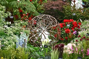 Photo taken at Chelsea Flower Show by Stephskimo