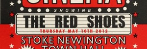 The Red Shoes at Stoke Newington's new pop-up cinema