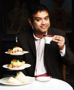 Paul Sinha - who previews his show on 31 July