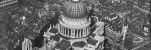 St Paul&#039;s Cathedral, London, 1921