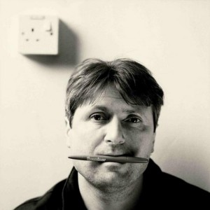 Simon Armitage / photo by Paul Wolfgang Webster