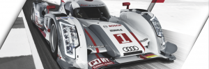 Audi R18 E-Tron Quattro. Photographer Bernhard Spttel.  Image courtesy of Audi AG.