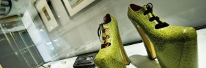 Superhuman gallery shots: Westwood's Super Elevated ghillie shoes