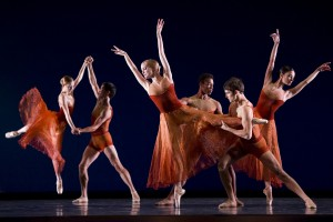 San Francisco Ballet in Symphonic Dances