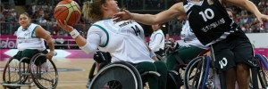 Wheelchair Basketball, via London2012