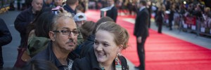Red carpet excitement at London Film Festival - but it's not the only flick fest in town.