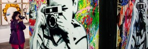 Last chance to see: Mr Brainwash exhibition at the Old Sorting Office until 31 October