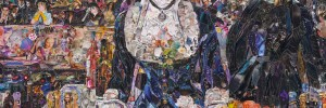 PAD: Vik Muniz - A bar at the Folies-Bergere, after Edouard Manet, Courtesy Ben Brown Fine Arts