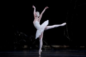 SWAN LAKE; The Royal Ballet,