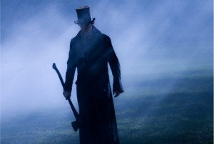 Make like Abe and join &quot;London&#039;s first vampire hunting club&quot;.
