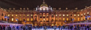 Skating is open at Somerset House