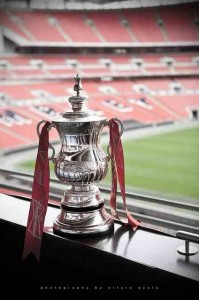 FA Cup at Wembley