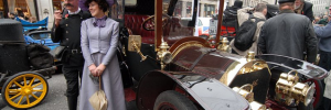 Regent Street Motor Show is on Saturday / photo by McTumshie